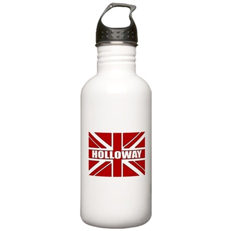 Holloway London Stainless Water Bottle 1.0L