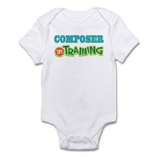 Composer in Training Infant Bodysuit