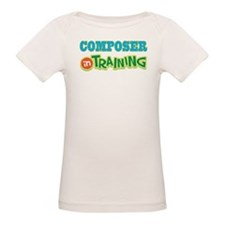 Composer in Training Organic Baby T-Shirt