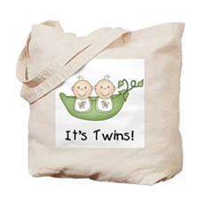 It's Twins Tote Bag