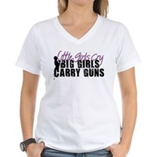 Big Girls Carry Guns Shirt
