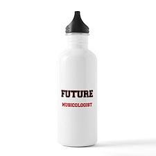 Future Musicologist Water Bottle
