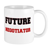 Future Negotiator Mug