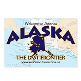 Alaska Postcards (Package of 8)