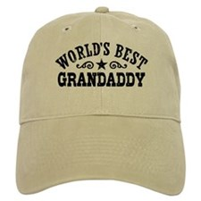 World's Best Grandaddy Baseball Cap