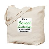 school supporter Tote Bag