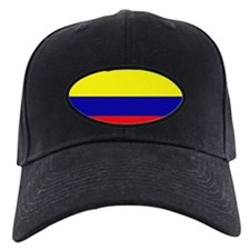 Colombia Flag Baseball Hat
