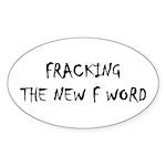 fracking 2 Sticker