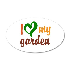 My Garden Wall Decal