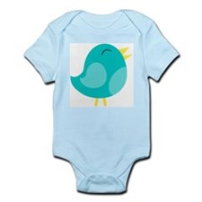 Blue Bird Body Suit