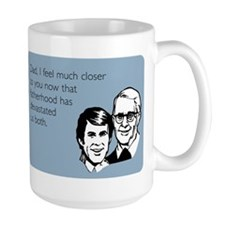 Fatherhood Large Mug