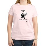 Ninja Squirrel T-Shirt T-Shirt