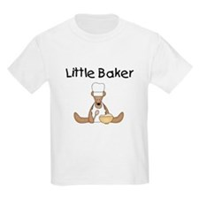 Little Baker Kids T-Shirt