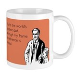 Greatest Dad Small Mugs