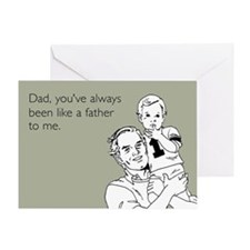 Always A Father Greeting Card