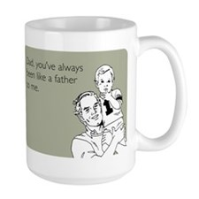 Always A Father Large Mug