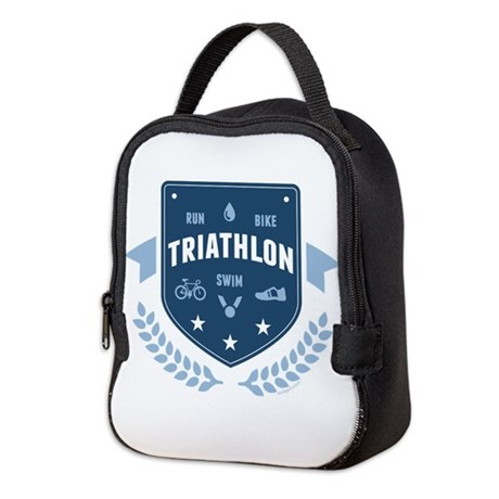 Triathlon Neoprene Lunch Bag