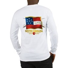 South Carolina -Deo Vindice Long Sleeve T-Shirt
