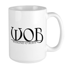 Weekend O' Buffy logo Mug