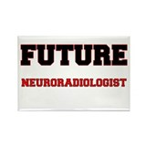 Future Neuroradiologist Rectangle Magnet