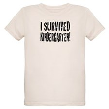 I SURVIVED KINDERGARTEN T-Shirt