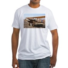 Curtiss Jenny Biplane Aircraft T-Shirt