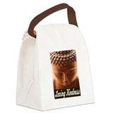 LOVING KINDNESS Canvas Lunch Bag