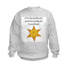 Cute Grandmas boy Sweatshirt