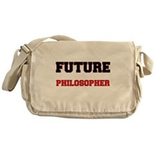 Future Philosopher Messenger Bag