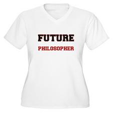 Future Philosopher Plus Size T-Shirt