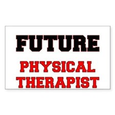 Future Physical Therapist Decal