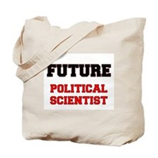 Future Political Scientist Tote Bag