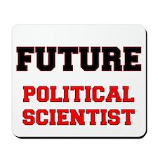Future Political Scientist Mousepad