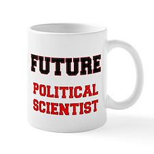 Future Political Scientist Small Mug