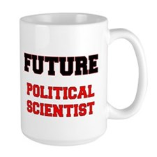 Future Political Scientist Mug