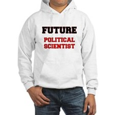 Future Political Scientist Hoodie