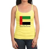 United Arab Emirates Jr.Spaghetti Strap