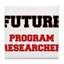 Future Program Researcher Tile Coaster
