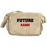 Future Rabbi Messenger Bag