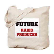 Future Radio Producer Tote Bag