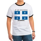 Je Me Souviens Quebec T