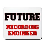 Future Recording Engineer Mousepad