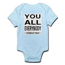 You All Everybody Infant Bodysuit