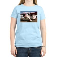 Just plane crazy: Stinson Aircraft T-Shirt