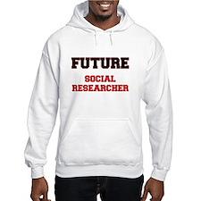 Future Social Researcher Hoodie