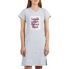 LITTLE SURF CHICKS RULE Women's Nightshirt