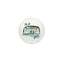 High On Life H2o Polo Mini Button (10 pack)