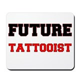 Future Tattooist Mousepad