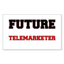 Future Telemarketer Decal