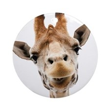 Hangover Movie Part 3 Giraffe Ornament (Round)